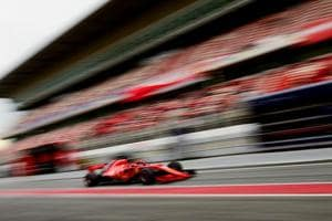 Sebastian Vettel lowers Daniel Ricciardo's unofficial record at F1...