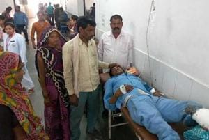 Man's severed leg used as pillow in Jhansi medical college, probe...