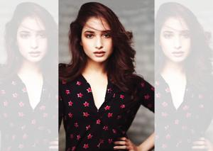 Tamannaah is superstitious about number 8 (Styling: Sanjana Batra. Dress by Only)
