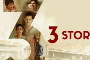 3 Storeys is designed as a thriller.
