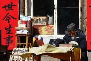 Chinese woman vandalises fortune teller's stall after death prediction...