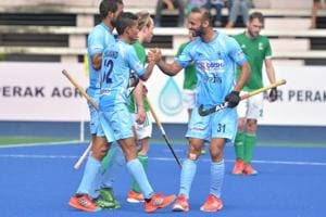 India beat Ireland 4-1 to finish 5th in Sultan Azlan Shah Cup