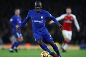 N'Golo Kante fit after fainting incident, says Chelsea boss Antonio...