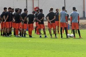 FC Pune City will travel to take on Bengaluru FCin the Indian Super League semi-final in Bangalore on Sunday.