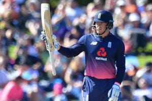 Jonny Bairstow credits England bowlers after whirlwind century against...
