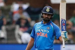 India batsman Rohit Sharma has been struggling with consistency in T20 cricket in recent times.