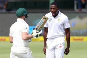 Kagiso Rabada faces suspension for remainder of South Africa-Australia...
