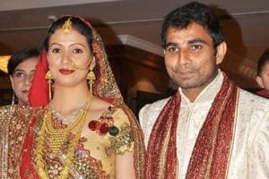 Mohammed Shami's wife Hasin Jahan claims Facebook blocked her account,...