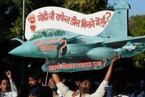 Rafale deal turning out to be a 'mother scam', govt must come clean:...