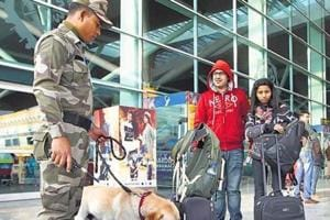 In 2017, CISF recovered lost items worth Rs 50 crore at airports across the country, 10% of which were from the Delhi airport.