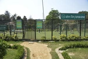 The GDA officials said the entry fee of Rs 10 per user for an hour was levied to meet maintenance expenses.