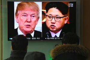 North Korean state media quiet on Kim Jong Un's overtures to Trump