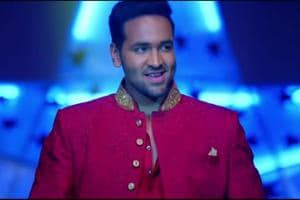 Vishnu Manchu dons director's hat for an ad film on water crisis