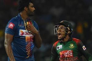 Mushfiqur Rahim's knock best I have seen: Dinesh Chandimal, Sri Lanka...