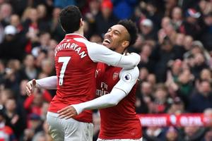 Arsenal arrest Premier League losing run with 3-0 win over Watford
