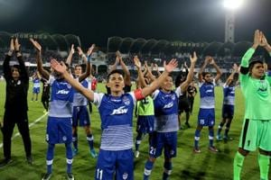 Sunil Chettri hat-trick downs FC Pune City, guides Bengaluru FC into...