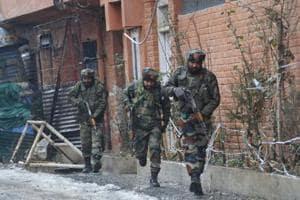 Militants attack CRPF post in Kulgam, no casualties reported