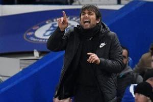 Antonio Conte said Chelsea FC's Champions League game against FC...