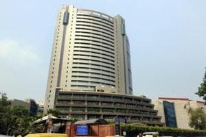A view of the MCD Civic Centre Building