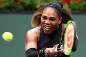 Serena Williams sets up Indian Wells showdown with sister Venus