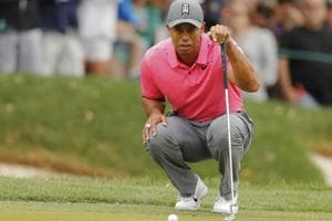 Tiger Woods closes in on first win since 2013 at Valspar Championship
