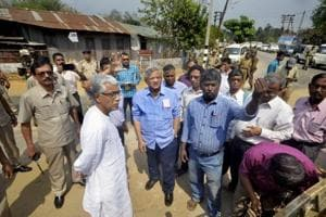 CPM to raise demolition of Lenin's statues, Tripura post-poll violence...