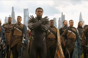 New Avengers: Infinity War trailer knows that Black Panther is huge...