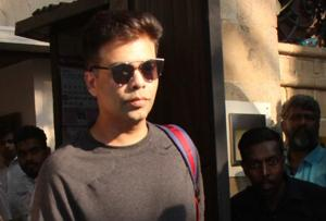 Karan Johar is missing the paparazzi and Bollywood stars can't stop...