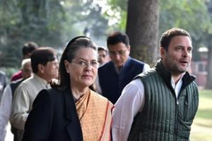 Sonia Gandhi to host dinner for oppostion parties tomorrow