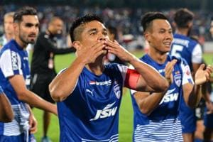 No words to describe Sunil Chhetri, Bengaluru FC coach says after ISL...
