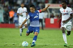 Bengaluru FC kept their date with history as they outclassed FC Pune...