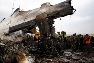 49 killed in Nepal crash: Plane shook violently followed by a loud...