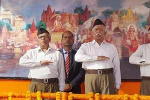 RSS resolution steers clear of politics at Nagpur meet