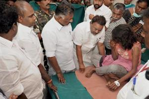 TamilNadu forest fire: No permission for expedition, says CM...
