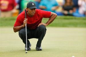 Tiger Woods produces old magic at Valspar golf, misses 1st title since...