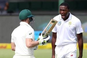 South Africa won the second test match against Australia by 6 wickets....