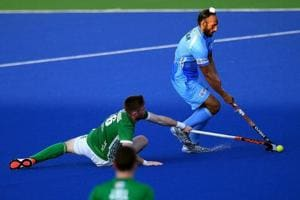Indian hockey team players picked in midfield are better than Sardar...