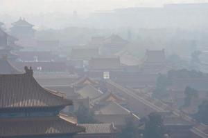China 'winning' war on smog, reduction of air pollution levels...