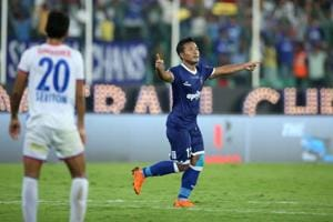 Chennaiyin FC ride on Jeje Lalpekhlua brace to enter Indian Super...