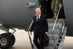 US defence secy Jim Mattis says signs indicate Taliban open to Afghan...