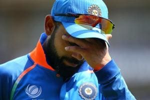 Virat Kohli admits workload has started to take its toll on him