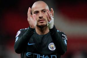 David Silva double earns title-chasing Manchester City 2-0 win over...