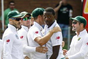 Faf du Plessis slams ICC's decision to suspend pacer Kagiso Rabada
