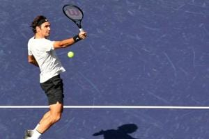 Roger Federer rolls into fourth round at ATPIndian Wells tennis