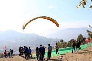Focus on safety norms as Delhi tourist hurt while paragliding in...
