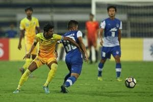Bengaluru FC defeated Abahani Dhaka 1-0 in their AFC Cup match on Wednesday.