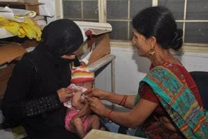 The state had achieved 99.30% immunisation as of 2015-16, says NITI Aayog in a report.