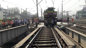 After more than 12 years, trains likely to run at 100 kilometers per...