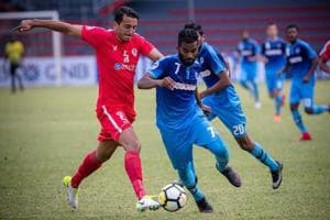 New Radiant defeated Aizawl FC 3-1 in their AFC Cup match on Wednesaday.
