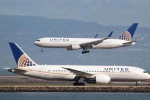 Dog dies on United Airlines flight after being forced into overhead...